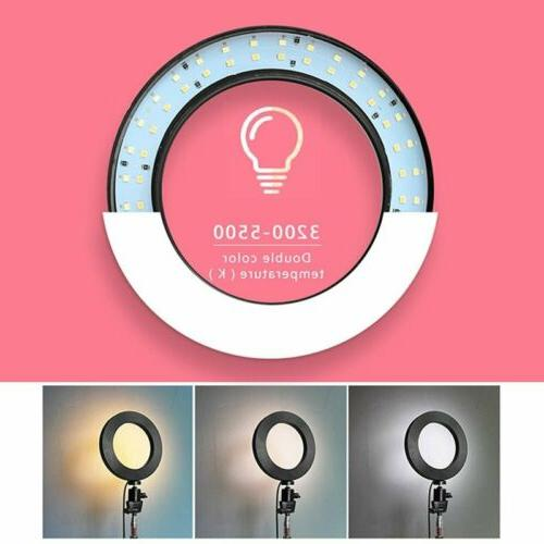 6'' LED Light & Dimmable