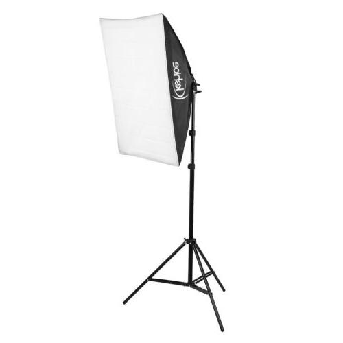 "86"" Photography Soft Box Stand Continuous Kit"