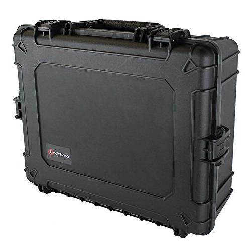 "Condition 1 25"" XL #839 Black Waterproof Trunk with DIY Cust"