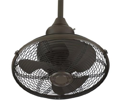 Fanimation OF110OB Extraordinaire Ceiling Fan with Wall Cont