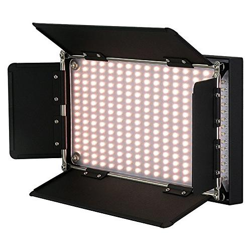 Fotodiox Pro LED-508AS, Professional 508 LED Dimmable, Dual