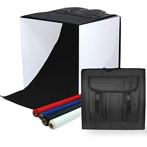 """LimoStudio 24"""" Photo Continous Tripod & Cell Phone Holder AGG1069"""
