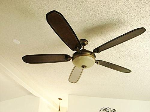 Amaretto in. LED French Ceiling Fan
