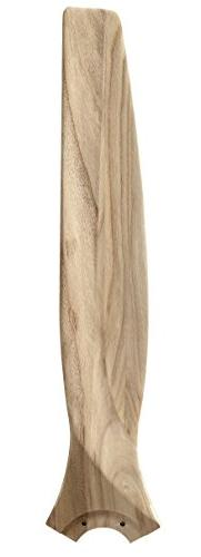 "Fanimation B6720N Spitfire 30"" Carved Wood Blade Set of 3, N"