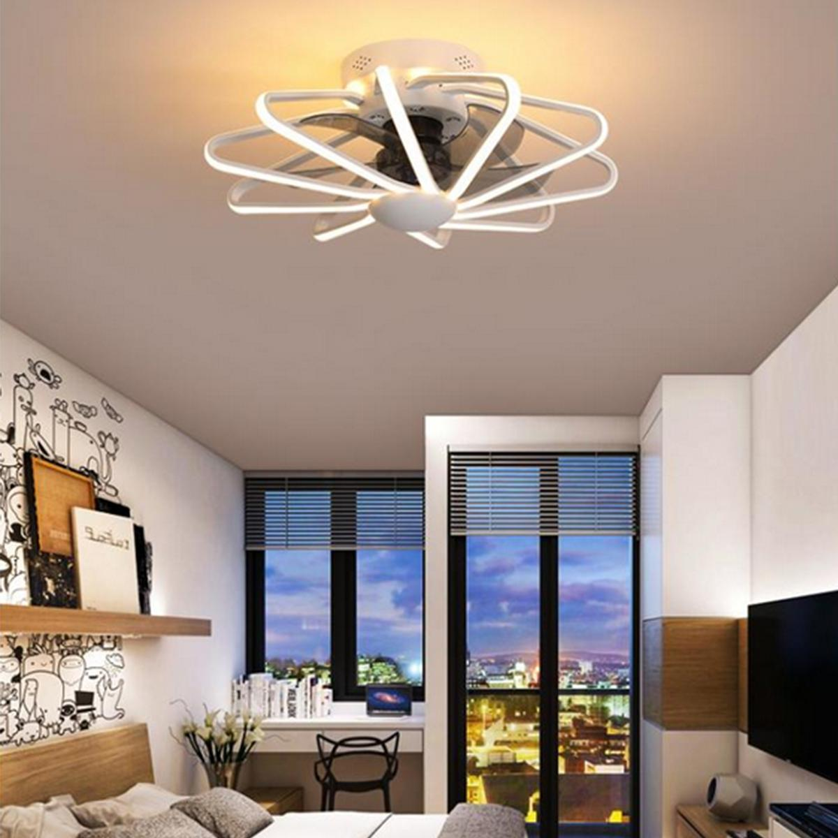 ceiling fan with light kit remote control