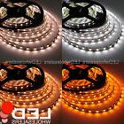 Color Temperature Adjustable Flexible LED Light Strip with I