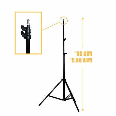 2x200W Continuous Video Lighting Kit Photography