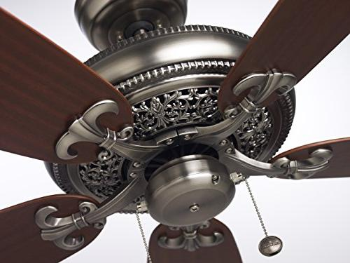 Emerson Select Ceiling in B77DM Blades.