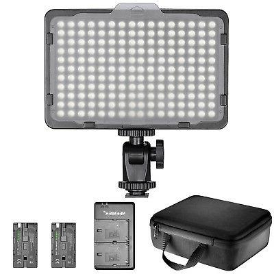 dimmable 176 light lighting kit