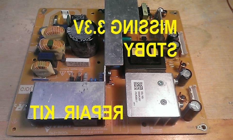 SONY DPS-205CP 1-474-099-11 POWER SUPPLY REPAIR NO STDBY LIG