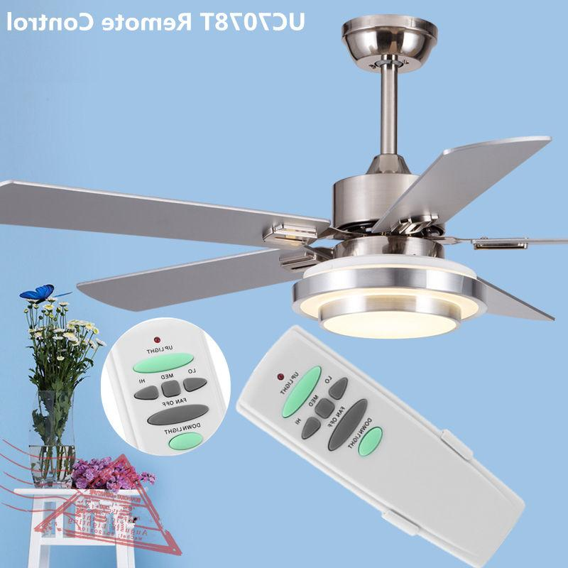 Hampton Bay Ceiling Fan Remote Control Kit -UC7078T with Up-