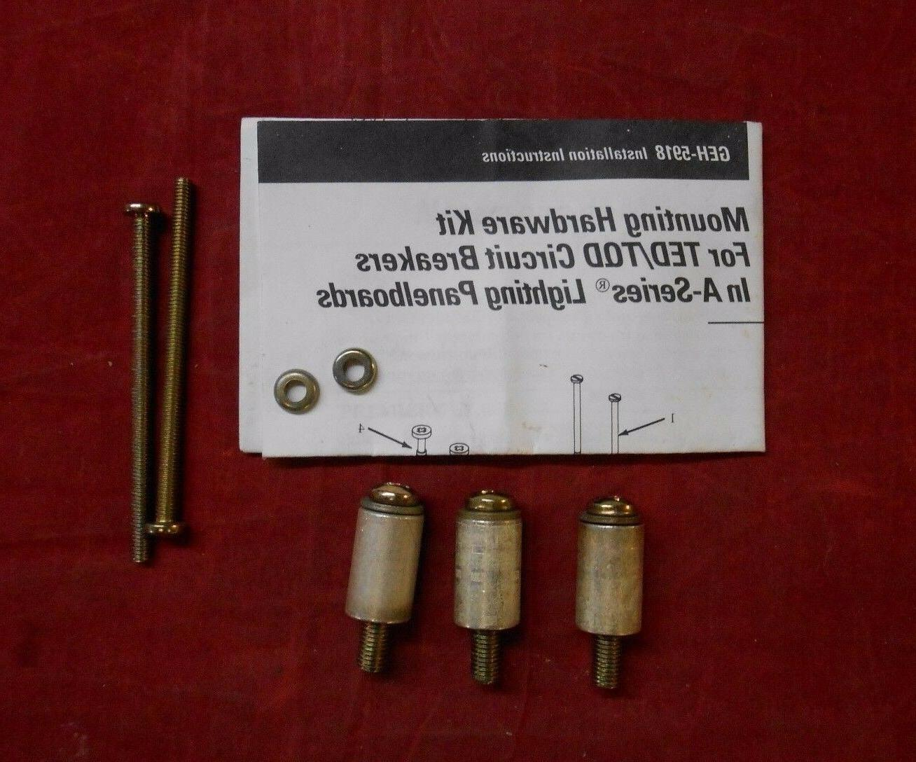 GE Hardware Kit For TED/TQD Circuit Breakers a series Lighti