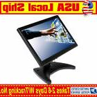 "10"" IPS Touch Screen LCD HD Video Monitor HDMI VGA AV BNC Fo"