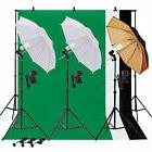 Lighting Photo Photography Umbrella Kit Studio Light Bulb Mu
