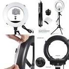 Neewer Ring Light 14-Inch Led With Light Stand 36W 5500K Lig
