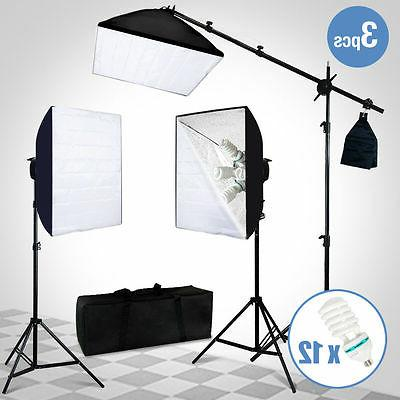 Photo Softbox Stand Continuous Lighting