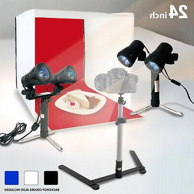 photo studio 24 portable table top photography