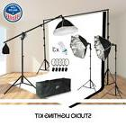 Photography Octagonal Reflector Lighting Kit with Boom Stand