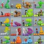 Plants Vs Zombies Toys  shooters Game Figure Toy PVC  New fa