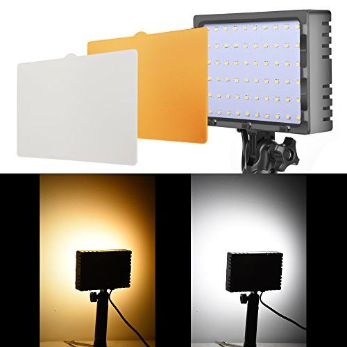 Emart LED Portable Photography Kit Video with