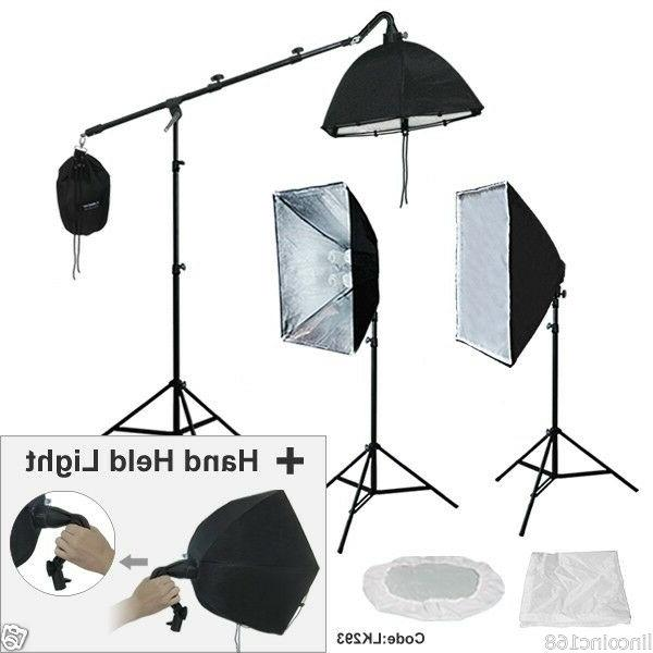 Studio Photo Equipment Softbox Light Boom Light Stand Lighti