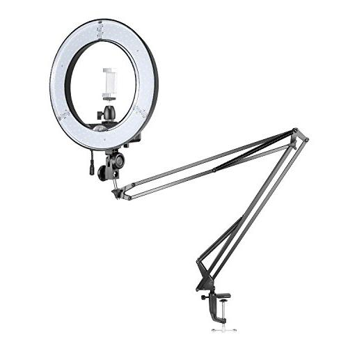 table outer dimmable ring light