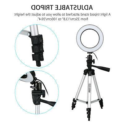 Ring Camera Lamp with Stand YouTube Video
