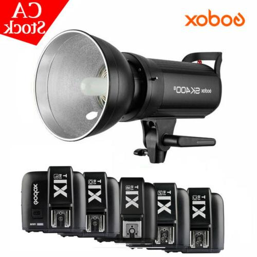 US Godox SK400II Professional Studio Strobe with Built-in 2.