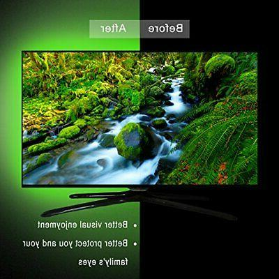 USB led kit to 60inch TVWENICE Backlight with