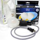 Vivitar Portable Light Kit Flex Hanging Cord & Two LED Globe