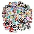 Breezypals 100 Pcs Waterproof Vinyl Stickers For Laptop, Car