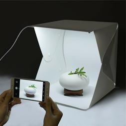 Light Room Photo Photography Lighting Tent Kit Cube Mini Box