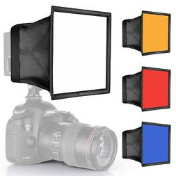 Neewer Light Softbox Diffuser Kit for CN-160 CN-126 and CN-2