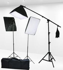 Fancierstudio Lighting Kit 2400 Watt Professional Video Ligh