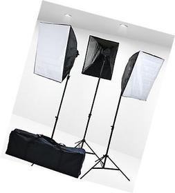 Fancierstudio Lighting kit Professional Digital Video lighti