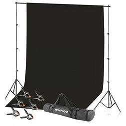Neewer Lighting Studio Background Kit Includes: 8.5x10 feet/