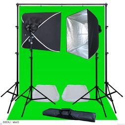 Linco Lincostore Complete Studio Lighting Backdrop Stand Pho