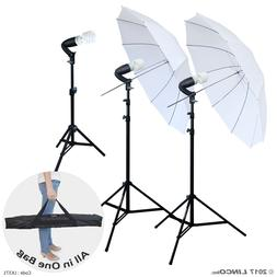 LINCO Lincostore Photography Studio Lighting Kit Photo Umbre
