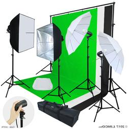 Linco Lincostore Studio Lighting 3 Color Photography Backdro