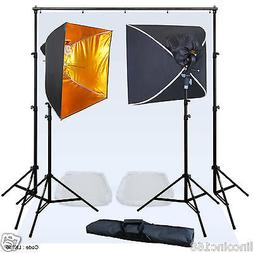 Linco Lincstore Mini Studio Lighting Backdrop Stand White Ph