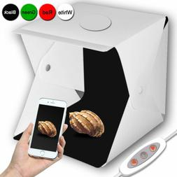 70Pcs LED Light Mini Photography Tent Mini Portable Folding