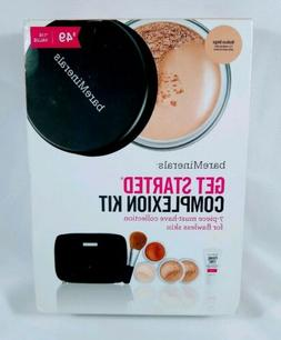 new get started 7 piece complexion kit