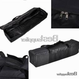 Photo Studio Equipment Zipper Bag Case for Accessories Light