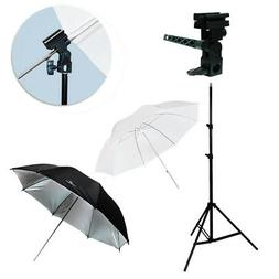 """7ft  Photography Light Stand and 33"""" Umbrella Softbox+Hot"""
