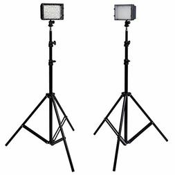Neewer Photography 126 LED Studio Lighting Kit, including CN
