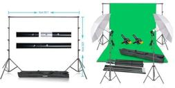 Emart Photography Backdrop Continuous Umbrella Studio Lighti