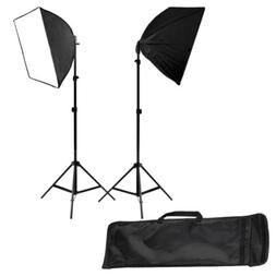 Photography Equipment Soft Studio Lighting Stand Photo Light