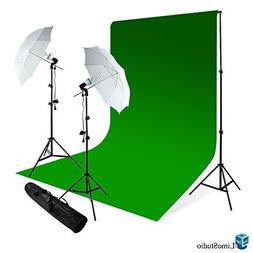 LimoStudio Photography Photo Light Studio Lighting Kit Set w