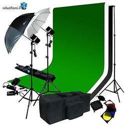 LimoStudio Photography 700 Watt Photo Studio Monolight Flash