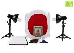 StudioPRO Product Photography Softbox Table Top Lighting Ten